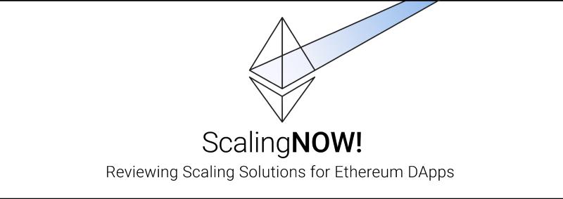 通告 | ScalingNOW!— 扩容解决方案会议总结,Part-1:状态通道