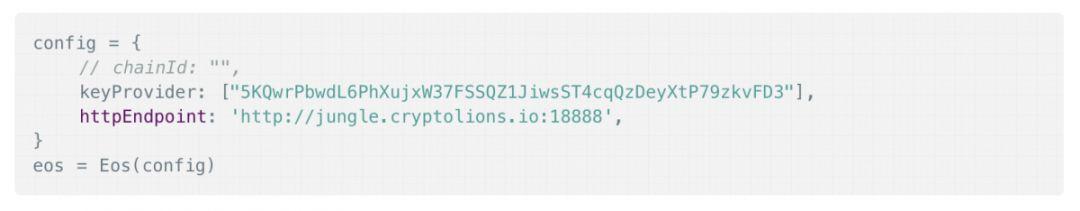 【EOS钱包开发 六】深入浅出EOSJS:连接到主网、测试网、交易