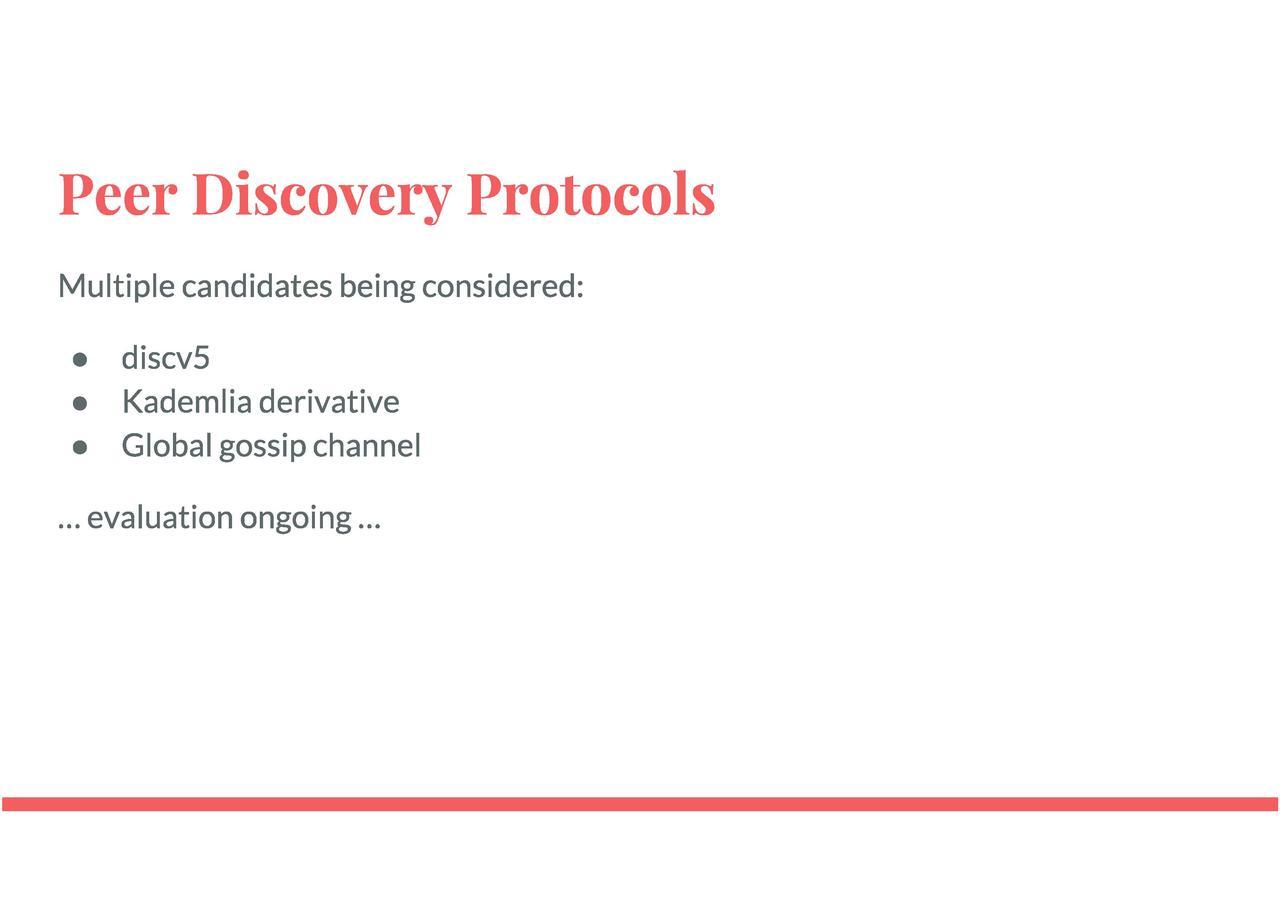 Devcon 4 | Serenity 中的 P2P 网络