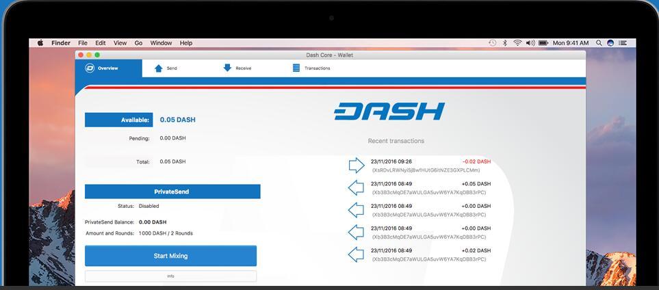 达世币(DASH)简介、官网及交易平台