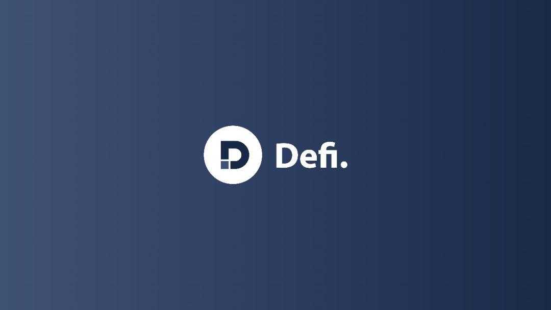 可信计算概念第一币Defi