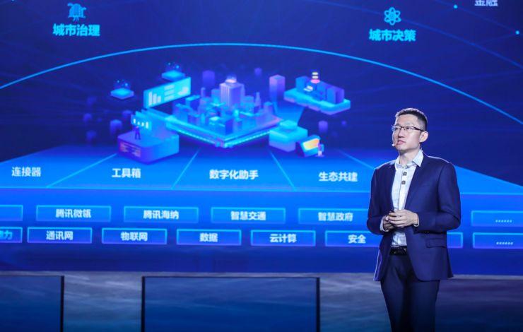 深度对话腾讯云总裁邱跃鹏:中国第二大云厂商崛起的背后
