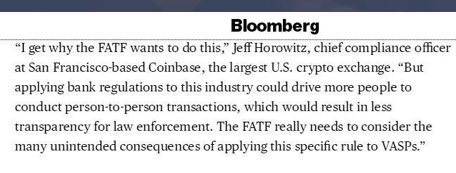 高风险预警!加密数字货币可能面临史上最大监管难关?