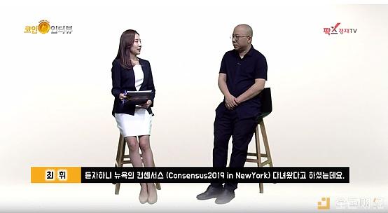 视频丨 虫哥接受韩国电视台采访 深度解读BHD:POC生态的领航者