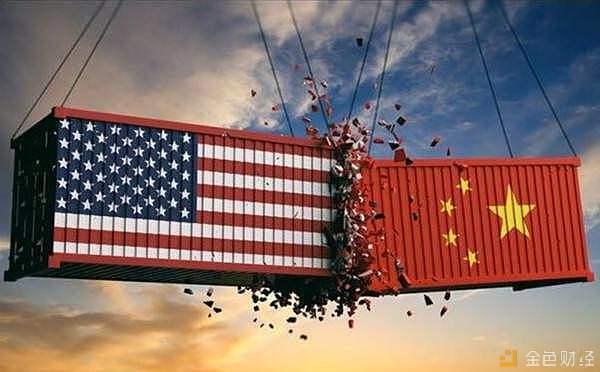 中国反制 美股崩了 比特币笑了?