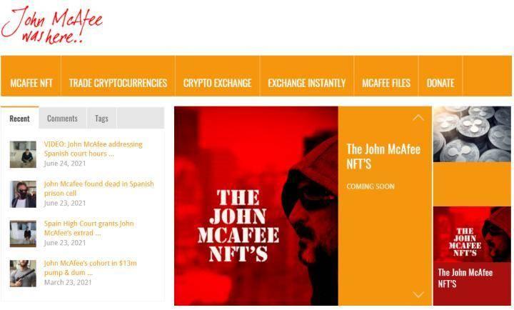 McAfee 的争议人生:杀毒软件之父、 公海逃犯与加密货币拥趸McAfee 的争议人生:杀毒软件之父、 公海逃犯与加密货币拥趸 蚂蚁链付款码 NFT 皮肤不转移作品版权,究竟算不算 NFT?