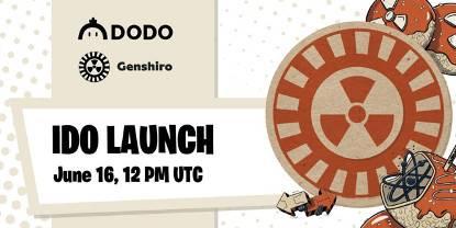 三分钟了解 Genshiro:Kusama 上的 DeFi 一站式商店三分钟了解 Genshiro:Kusama 上的 DeFi 一站式商店 链闻下周前瞻 | Kusama 或将开启平行链插槽拍卖