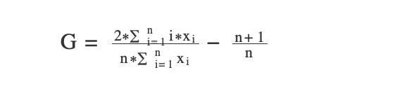 Vitalik Buterin:基尼系数应用于加密货币有局限,这里有替代方案Vitalik Buterin:基尼系数应用于加密货币有局限,这里有替代方案 Vitalik Buterin:以太坊无状态客户端方案能如何改进?